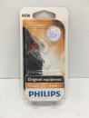 PHILIPS Standlicht Glühbirne W5W I 12V 5W - Vision - Original Equipment